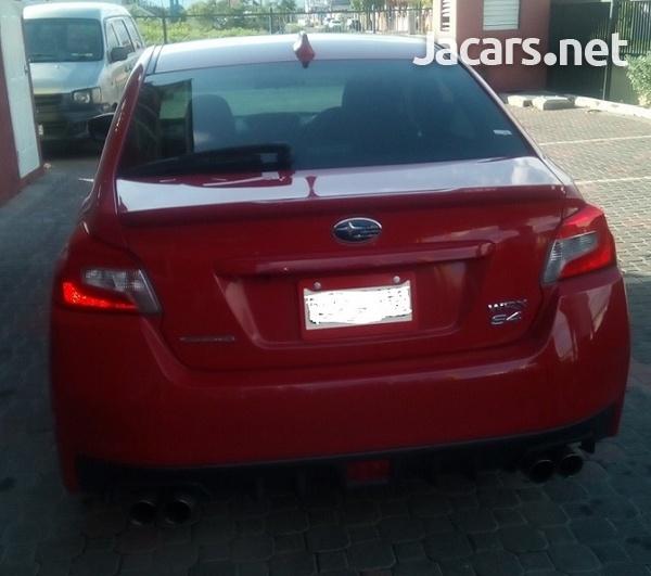 Subaru WRX 2,0L 2014-3