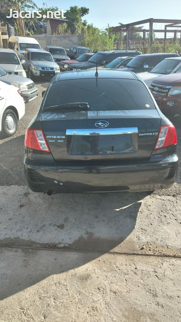 Subaru Impreza 1,8L 2011-4