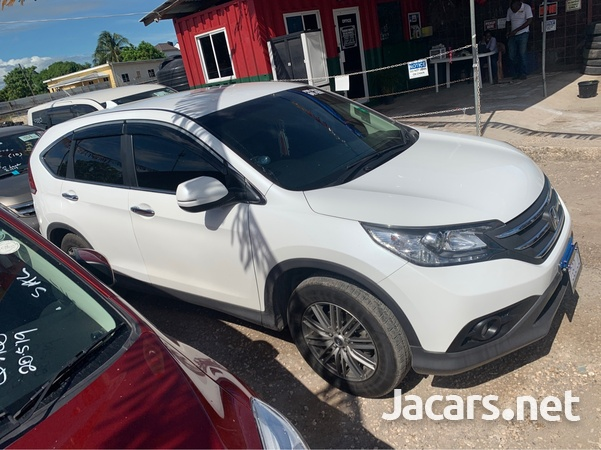 Honda CR-V 2,0L 2014-6