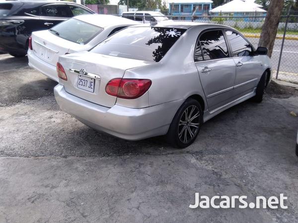 Toyota Corolla Altis 2,0L 2005-5