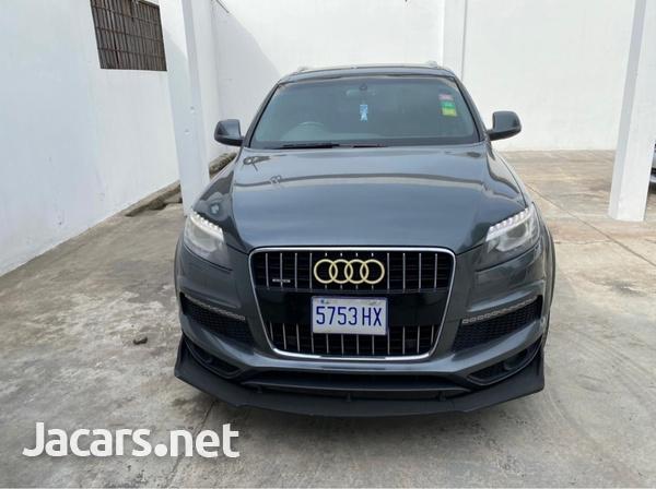 Audi SQ7 3,0L 2013-2