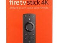 Amazon Tv Firestick- Loaded with movies and TV shows- lifetime