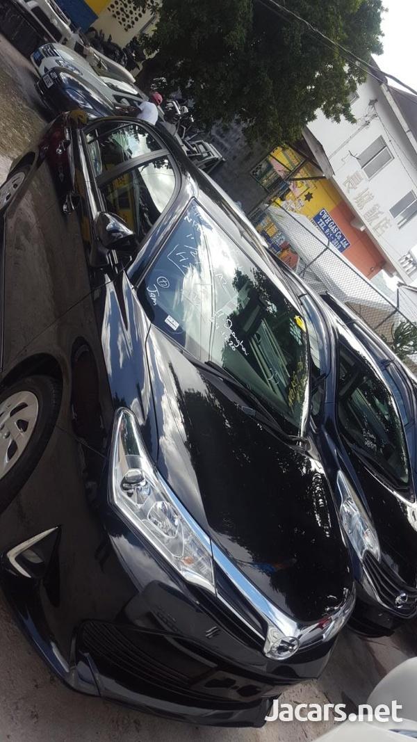 Toyota Axio 1,5L 2018-7