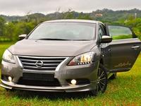 Nissan Sylphy 1,5L 2014