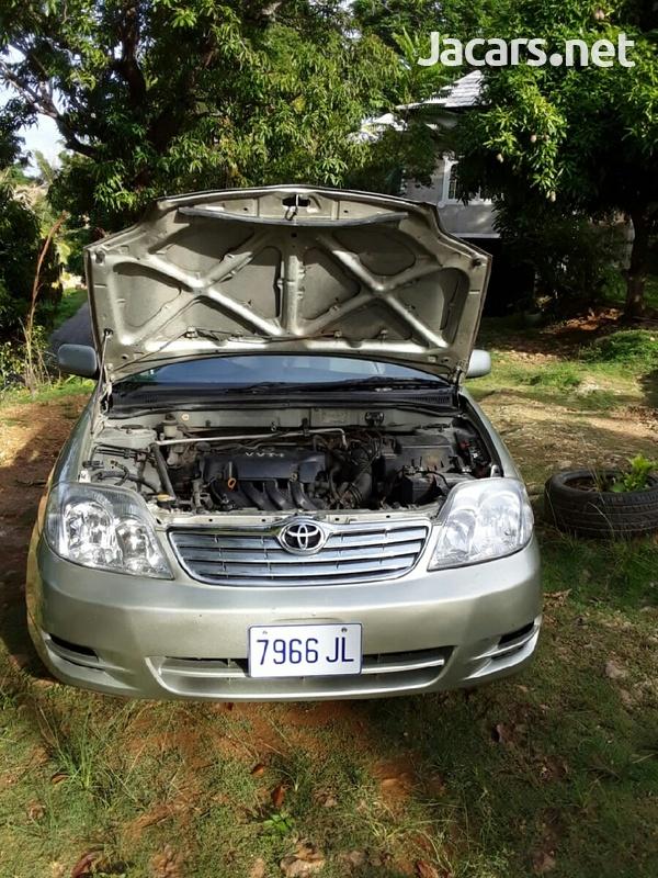 Toyota Corolla 1,5L 2005-4