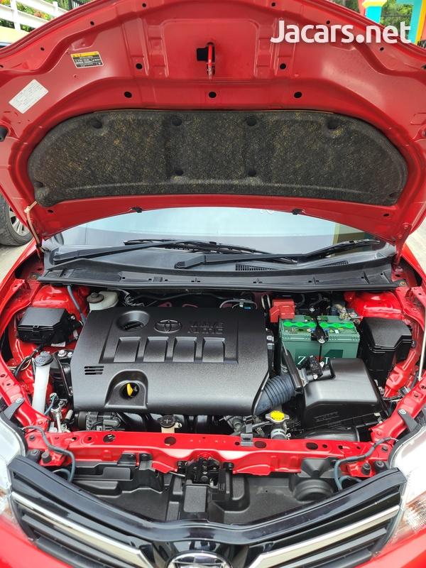 Toyota Fielder 1,8L 2012-16