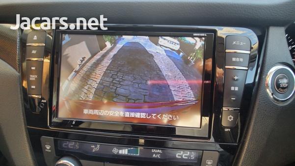 Nissan X-Trail 2,0L 2016-8