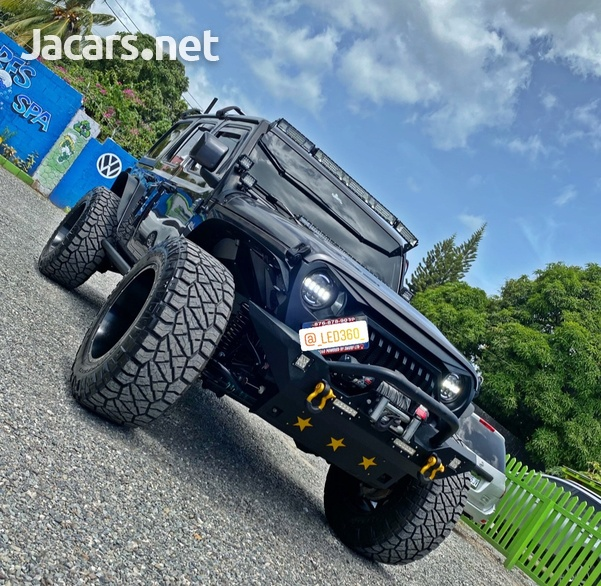 Jeep Wrangler Sport Unlimited 2,0L 2018-4