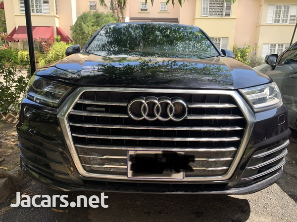 Audi Q7 3,0L 2016-2