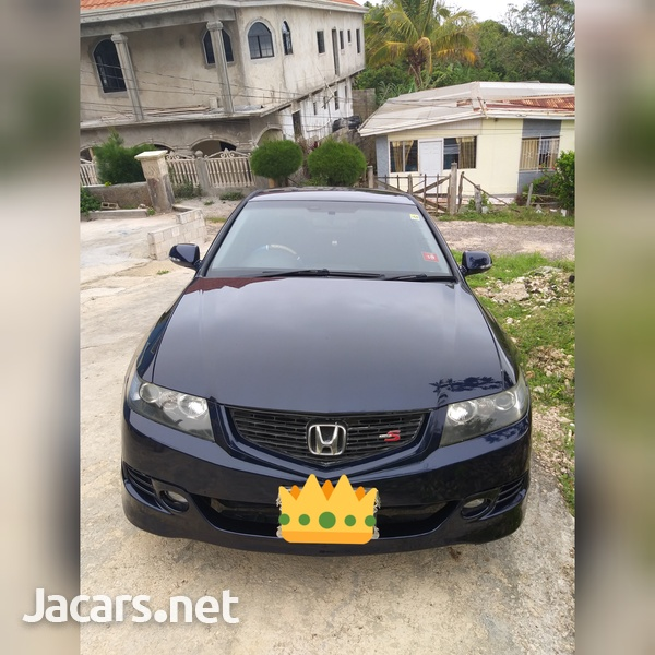 Honda Accord 2,4L 2007-5