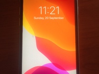 iPhone 6s 32GB w/ case