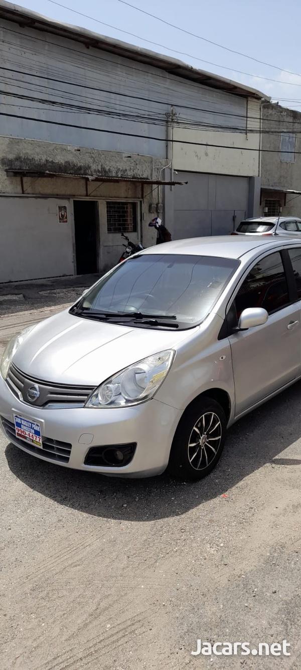 Nissan Note 1,5L 2008-2