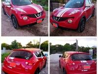 Nissan Juke 1,4L 2013