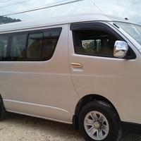 2008 Toyota Hiace Mini-Bus