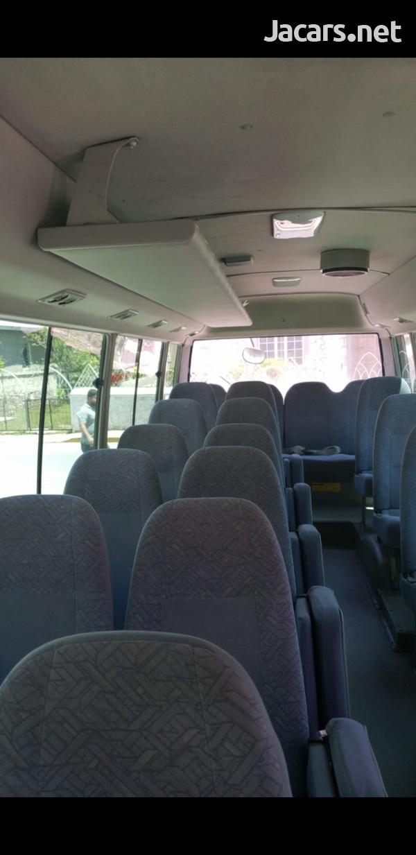 Toyota Coaster Bus 2010-3