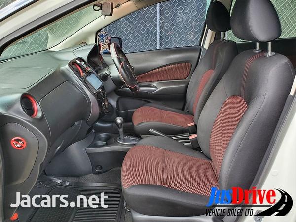 Nissan Note 1,3L 2016-8