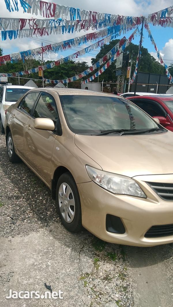 Toyota Corolla 1,5L 2012-2