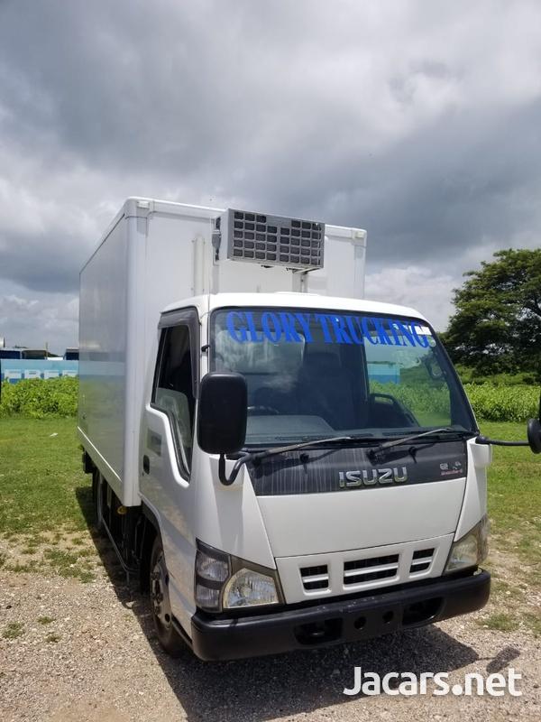 2006 Isuzu Freezer Truck-4