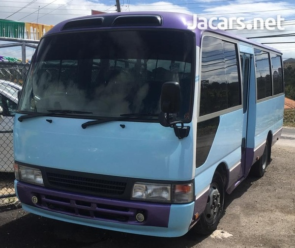 2007 Toyota Coaster Cubby Bus-1