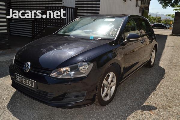 Volkswagen Golf 1,2L 2014-3