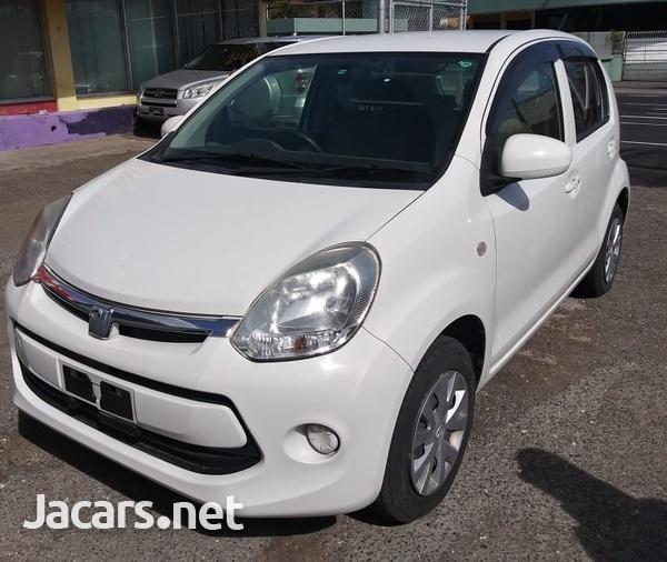 Toyota Passo 1,3L 2014-3