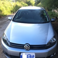 Volkswagen Golf 1,9L 2013