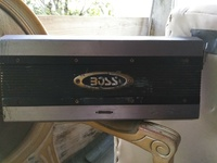 Boss Monoblock amplifier