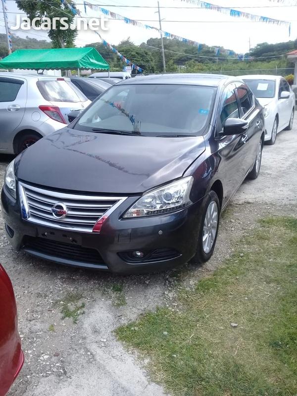 Nissan Sylphy 1,8L 2014-1