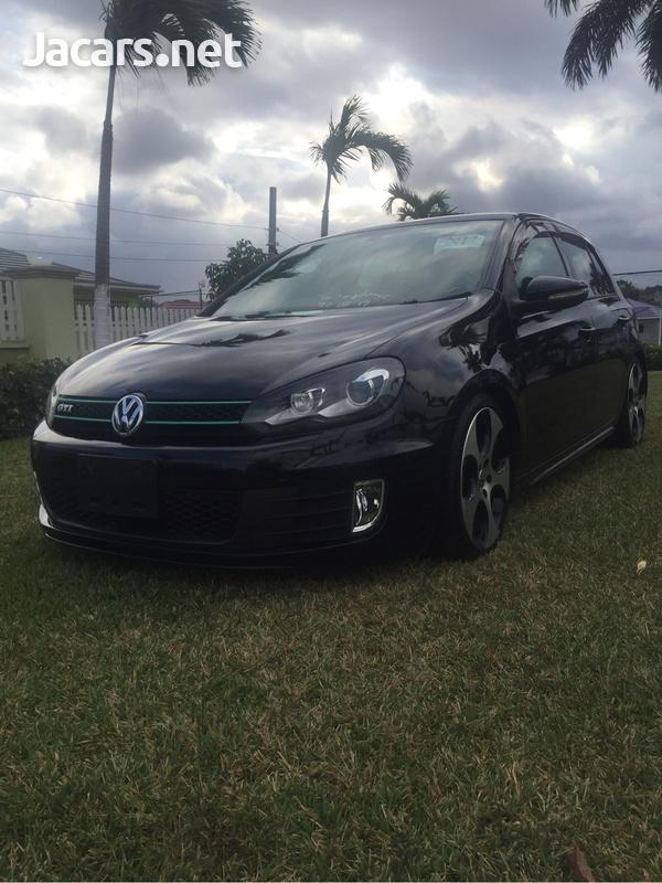Volkswagen GTI 2,0L 2013-2