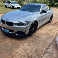 BMW 4-Series 2,5L 2015
