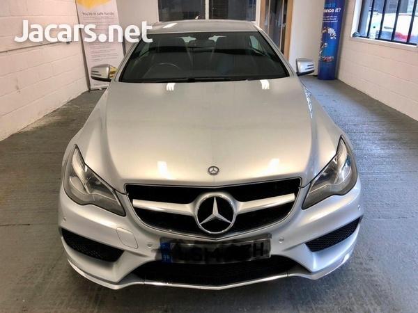 Mercedes-Benz E-Class 2,5L 2014-1