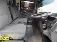 Isuzu Box Body Truck 2014