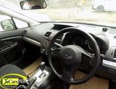 Cars Subaru 2012