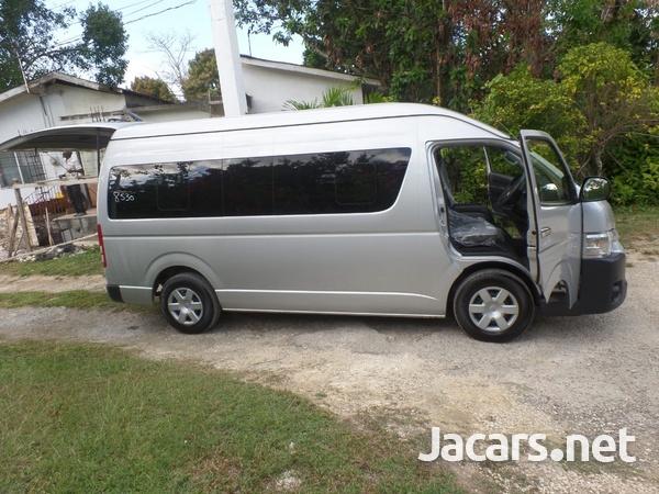 Toyota Hiace 2,5L 2016-6