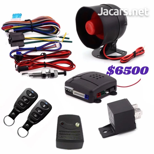 Vehicle Security Alarm System-3