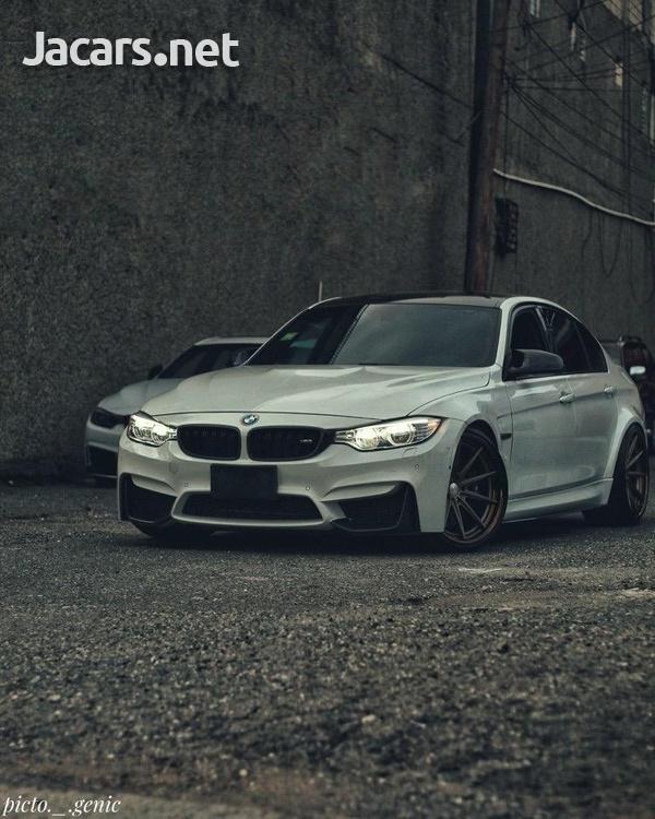 BMW M3 2,0L 2016-2