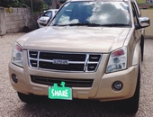 Isuzu Pick-up 3,0L 2010