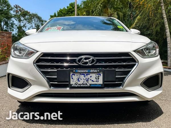 Hyundai Accent 1,5L 2019-9