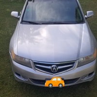 Acura TSX special edition 2,4L 2008