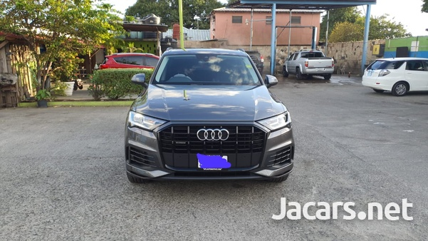 Audi Q7 3,0L 2020-7