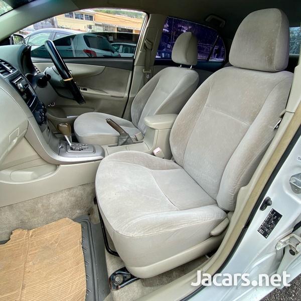 Toyota Axio 1,5L 2009-6