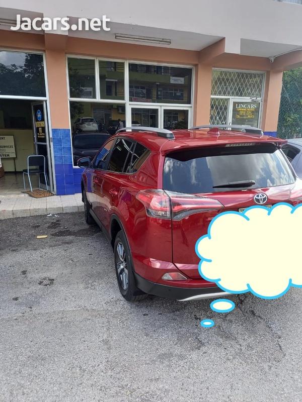 Toyota RAV4 2,0L 2018-4