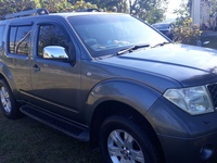 Nissan Pathfinder 2,4L 2006