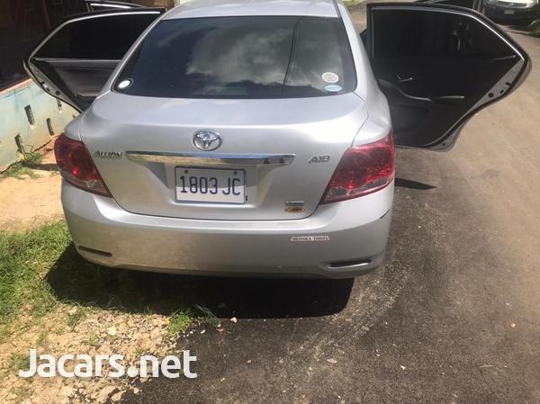 Toyota Allion 1,8L 2014-11