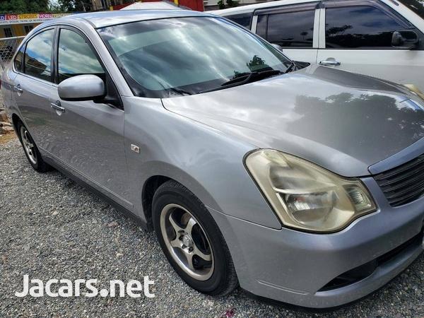 Nissan Bluebird 1,4L 2007-3