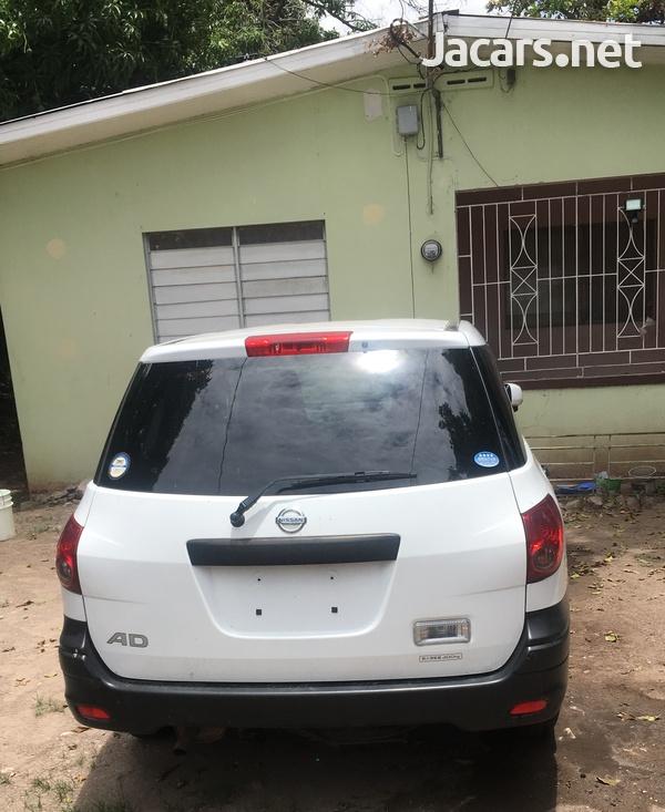 Nissan AD Wagon 1,4L 2013-4