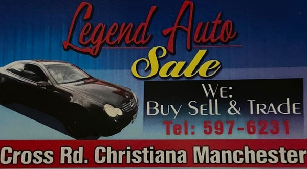 Legend Auto Sales