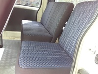 FOR THE BEST IN CUSTOM MADE BUS SEATS FOR HIACE AND NISSAN CARRAVAN