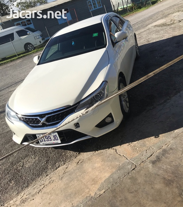 Toyota Mark X 2,8L 2013-3