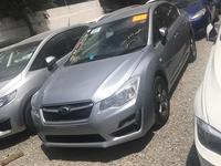 Subaru Impreza G4 1,5L 2015